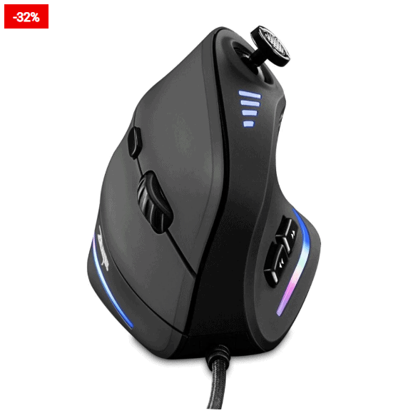 Vertical Gaming Mouse Computer Accessory For You