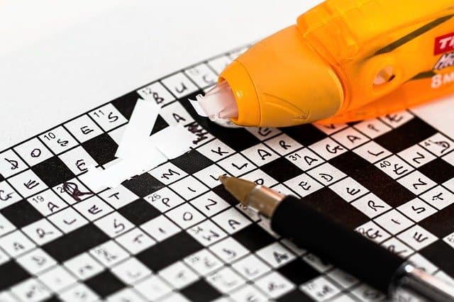 About Crossword